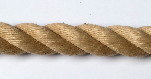 24mm  Marine Quality Polyproplene Hempex Synthetic Hemp Style Decking Rope